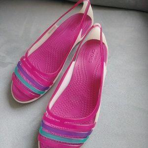 Crocs Sandals.